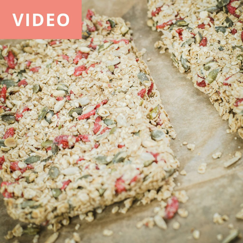 granola barres